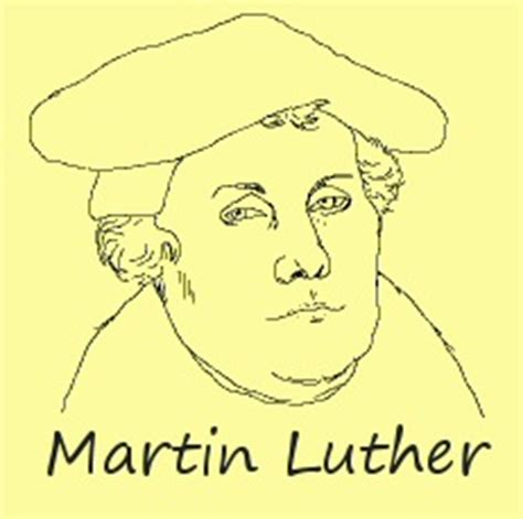 What year did luther post the 95 theses